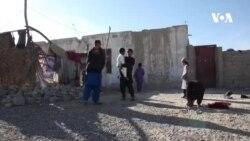 د افغان سرتېري کونډه وايي په بې وسۍ شپې سبا کوي
