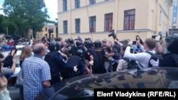 """Задержания после приговора по делу """"Сети"""""""