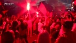 Macedonian Student Movement Protests Name Change