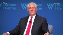 Тіллерсон: відносини між США і Росією не нормалізуються, поки не вирішиться питання з Україною (відео)