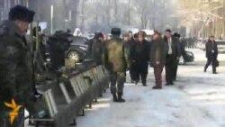 Военная помощь ФСБ России Пограничной службе Кыргызстана