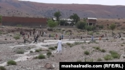 A village in North Waziristan. (file photo)