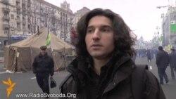 Я не приховував, що з першого дня ходжу на Майдан – звільнений співробітник «Укрзалізниці»