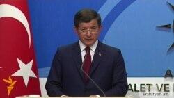 Դավութօղլուն հեռանում է ԱԶԿ-ի ղեկավարի և վարչապետի պաշտոնից