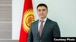 Айбек Осмонов.