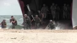 Військові навчання «Сі Бриз» вперше пройдуть в режимі «фріплей» (відео)