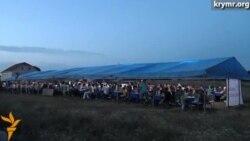 Турецкий фонд развития Крыма помог провести ифтары для крымских мусульман
