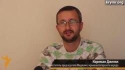 Нариман Джелял о чеченских призывниках в Крыму