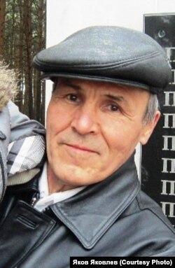 Михаил Александрович Пакин. 2019 г.