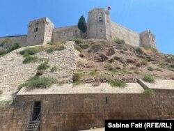 Cetatea din Gaziantep, Turcia, 30 iulie 2021.