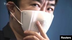 В Японии представили «умную» маску