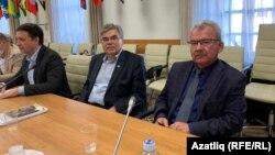 Уңнан: Раил Фәхретдинов, Искәндәр Гыйләҗев, Радик Салихов