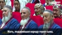 """Как в Турменистане славят """"мать, подарившую миру Покровителя"""""""