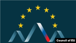 Лого на претседателството на Словенија со ЕУ