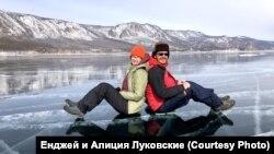 Енджей и Алиция Луковские