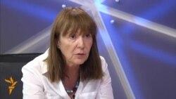 """Monica Macovei: """"R. Moldova trebuie luată imediat în Uniunea Europeană"""""""