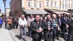 Львівські вірмени вшанували 100-річчя національного геноциду