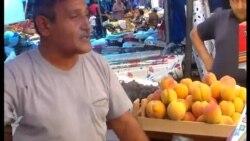 Satıcı: «Polis bizi çörəksiz qoyub»