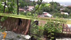 16.06 2015 Лизгање на земјиште во Тбилиси