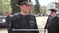 Recording Catches Russian Police Scheming, Bumbling