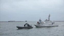 Захваченные год назад Россией украинские катера вернулись на родину