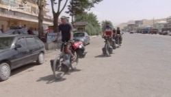 Video Shows Foreign Cyclists In Tajikistan Before Deadly Attack