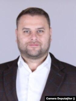 George Cătălin Stângă, președintele PNL Galați, deputat