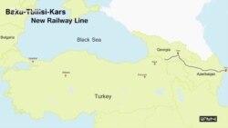 Ի՞նչ է փոխադրվելու Բաքու-Թբիլիսի-Կարս երկաթուղով․ Վրաստանում հարցեր են ծագում նոր երկաթգծի շուրջ