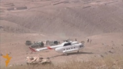 Cargo Plane Crashes Near Kabul