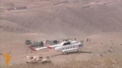 Cargo Plane Crashes Near Kabul