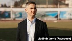 Володимир Тхорік, редактор російськомовного відділу RISE Moldova