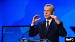Шефот на НАТО Јенс Столтенберг
