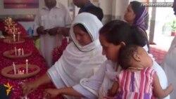 Світ у відео: У Пешаварі у Церкві Всіх святих згадали жертв минулорічного теракту