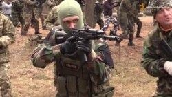 Під Києвом добровольців готував ізраїльський спецпризначенець та грузинський генерал