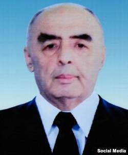 Абдукаххор Абдугаффоров