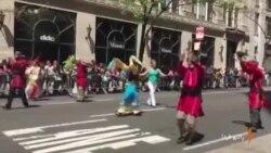 سيزدهمين رژه نوروزى در نيويورک