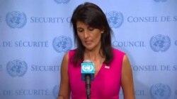 U.S Ambassador To The U.N Talks About Iran Lebanon and Venezuela
