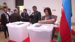 В Азербайджане проходит референдум об изменениях в Конституцию