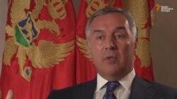 Đukanović: Uplitanje Moskve u Crnu Goru (integralna verzija)