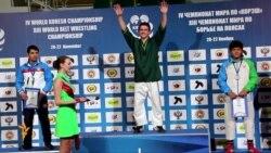 Казанда көрәш төрләреннән дөнья чемпионаты