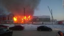 Пожарное выселение