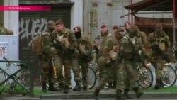 Поиск террористов в Брюсселе продолжается