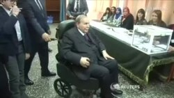 Бутафлиқаи 82-сола бори панҷум Президенти Алҷазоир намешавад.
