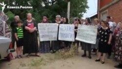 Жертвы реновации из Махачкалы обратились к Владимиру Путину