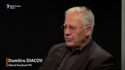 """Dumitru Diacov: """"Discutăm despre calitatea guvernării. Nu exclud că și PD va veni cu o moțiune de cenzură"""""""