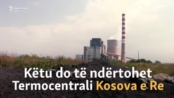 "Ndërtimi i Termocentralit ""Kosova e Re"""