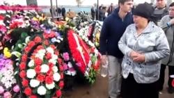 Краснодарда Сүриядә һәлак булган Русия хәрбие җирләнде