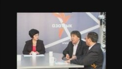 """""""Ыңгайсыз суроолор"""": """"Манас"""" жана кыргыз. 3-б"""