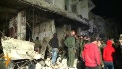 Бомбашки напади и надежи за мир во Сирија