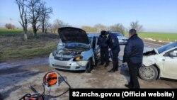 ДТП в Крыму 9 февраля